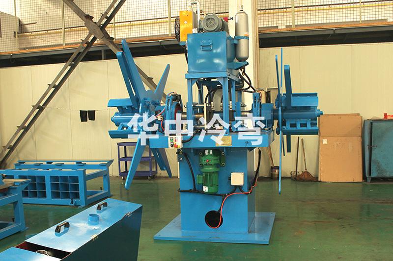 高精度高频焊管成型机